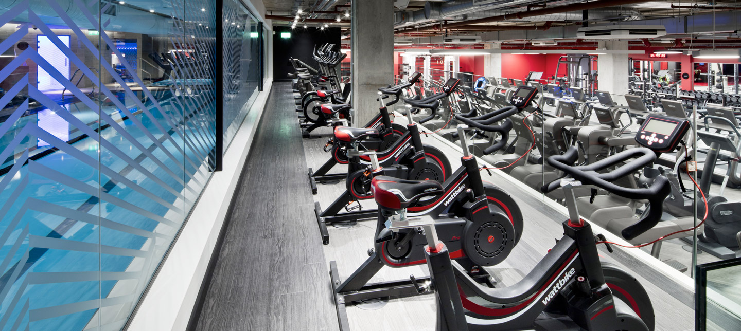 VIRGIN ACTIVE MERCHANT SQ LONDON
