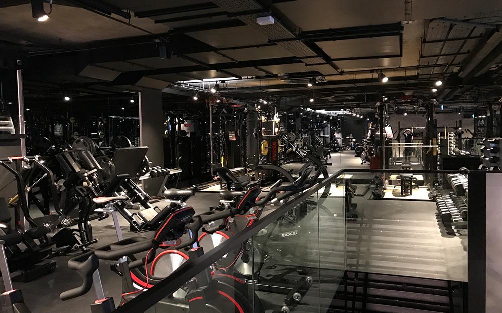 Bxr Gym London Hensall